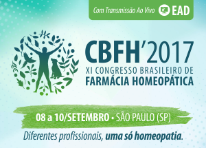 Congresso Homeopatia 2017